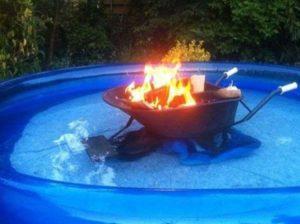 Подогрев воды в бассейне своими руками: как сделать водонагреватель для дачного бассейна, как лучше нагреть воду - солнечным коллектором или другим нагревателем - morevdome.com