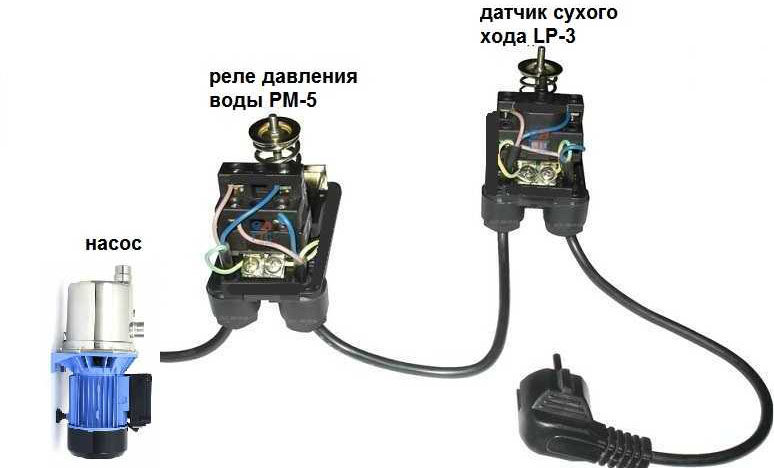Датчики протока воды - для газового котла и для насоса, grundfos upa 120 и другие, цены на них