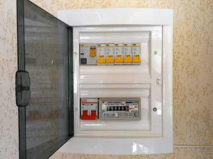 Ящик для счетчика электроэнергии уличный - особенности выбора
