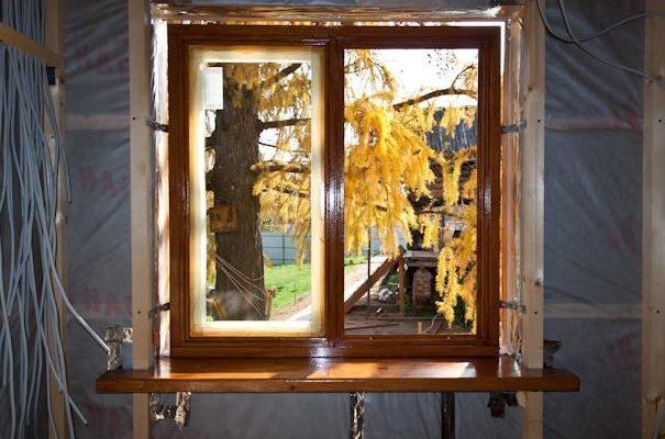 производители деревянных окон