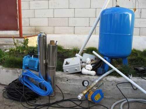 Делаем летний водопровод на даче для хозяйственных нужд