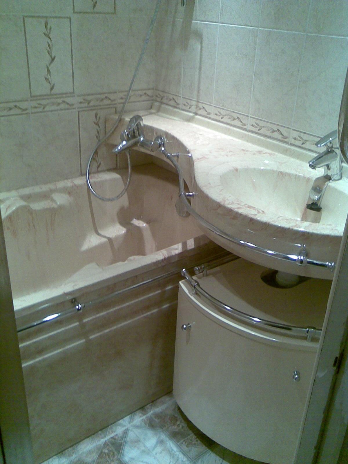 Дизайн керамической плитки для ванной - 22 фото в хрущевках