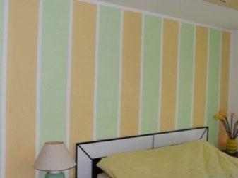 Краска для обоев под покраску
