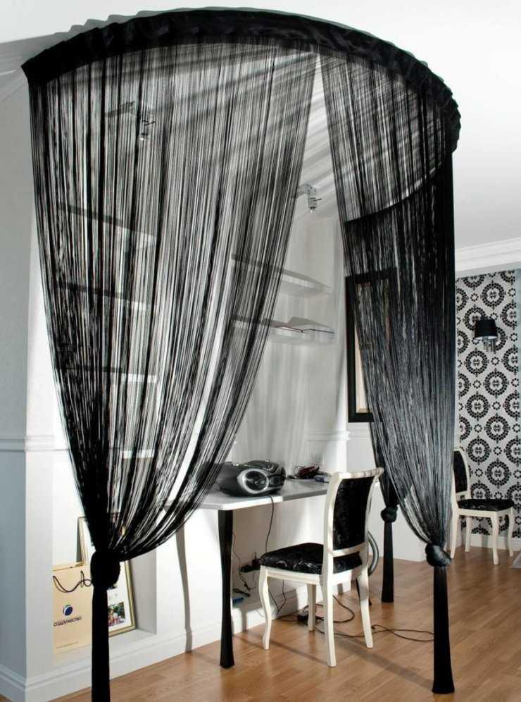 Красивые шторы для гостиной (зала): 100 фото-идей дизайна 2020 года