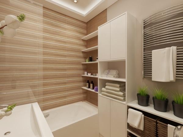 Нюансы ремонта ванной комнаты: какой полотенцесушитель лучше, электрический или водяной?