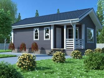 Стоимость строительства каркасного дома за квадратный метр под ключ, цена сборки в москве за м2
