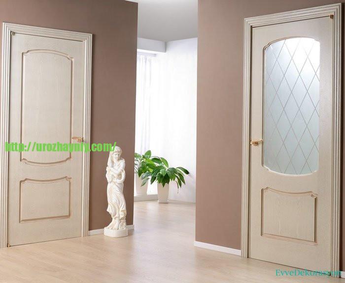 как устанавливаются межкомнатные двери