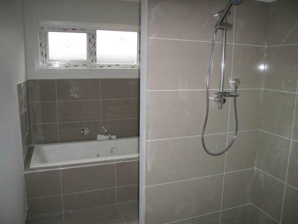 правильная раскладка плитки в ванной