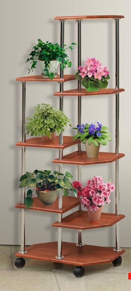 Подставка для цветов: 90 фото изготовления простых и красивых подставок