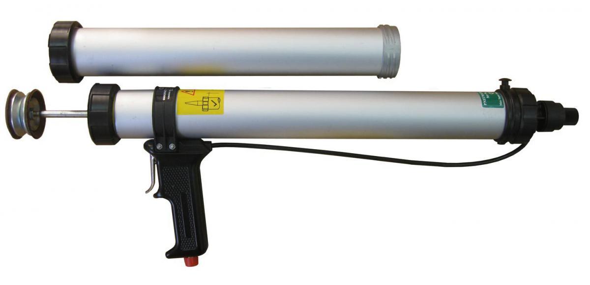 Пистолеты для герметиков. описание, виды, применение и цена пистолетов для герметика | zastpoyka.ru