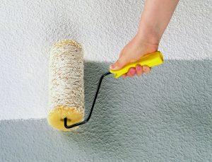 Валик – универсальный инструмент для покраски стен