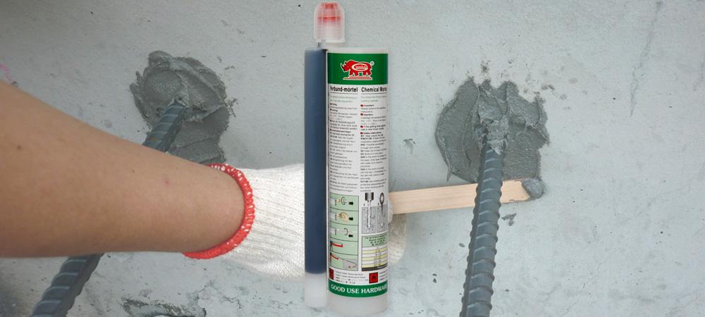Химические анкерные болты для бетона — как пользоваться