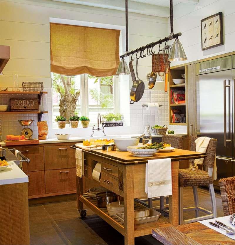 интерьер столовой в частном доме фото