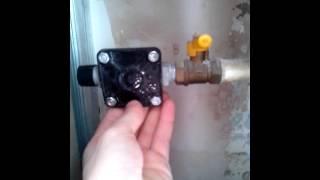 Как снять показания с газового счетчика?