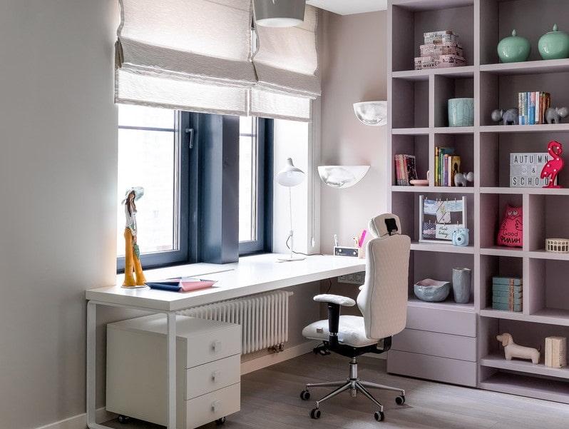 Шкаф вокруг окна: виды, дизайн, варианты расположения, фото в интерьере