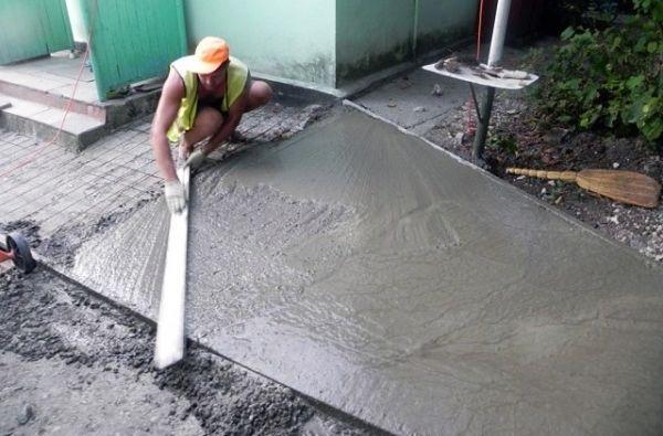 Как правильно и красиво залить двор частного дома бетоном: сколько стоит залить двор бетоном – zelenj.ru – все про садоводство, земледелие, фермерство и птицеводство