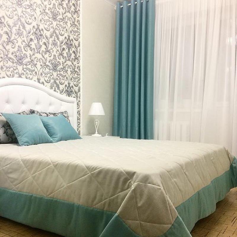 Покрывала в спальном интерьере - 130 фото примеров