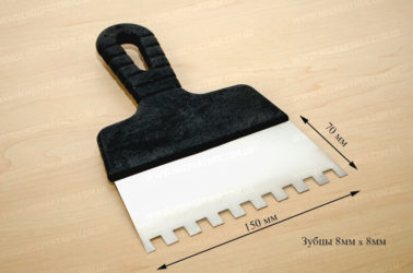 Инструмент для кладки газосиликатных блоков