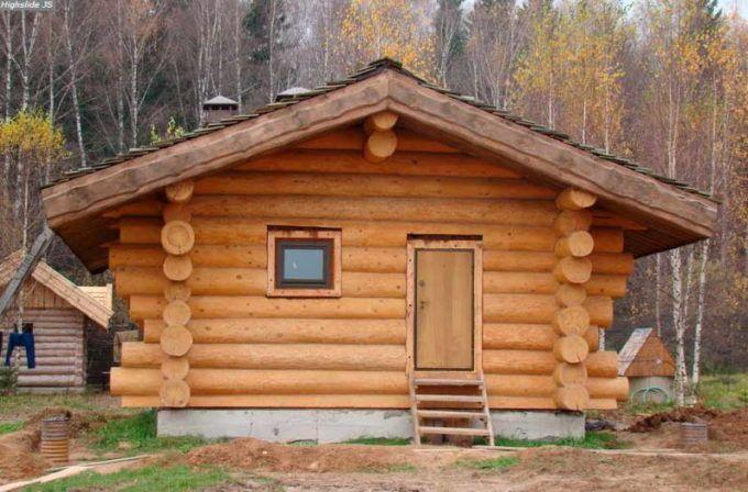 Выбираем материал для строительства деревянного дома ⋆ domastroika.com