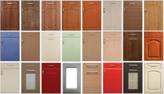 двери для кухонных шкафов