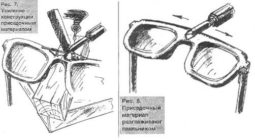 Статья о том, как могут называться очки без дужек: описание разновидностей