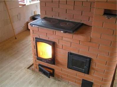 Проекты домов с русской печью — примеры планировок с фото и особенности проектирования
