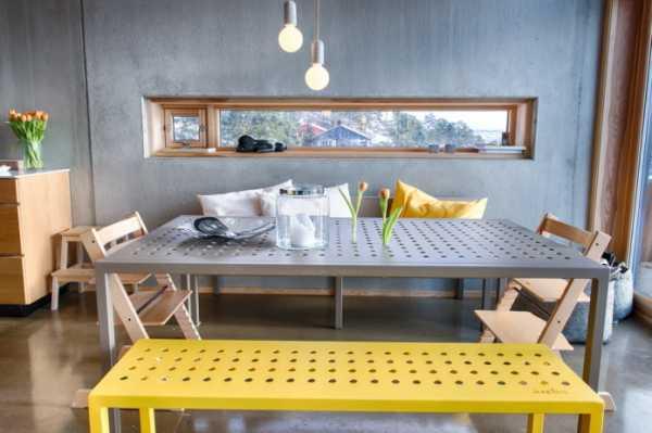 Столы в стиле лофт: 60+ фото в интерьере комнат, дизайнерские идеи оформления