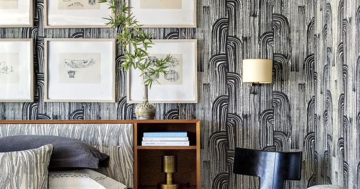 Красивые обои для стен - 170 фото необычных решений в интерьере