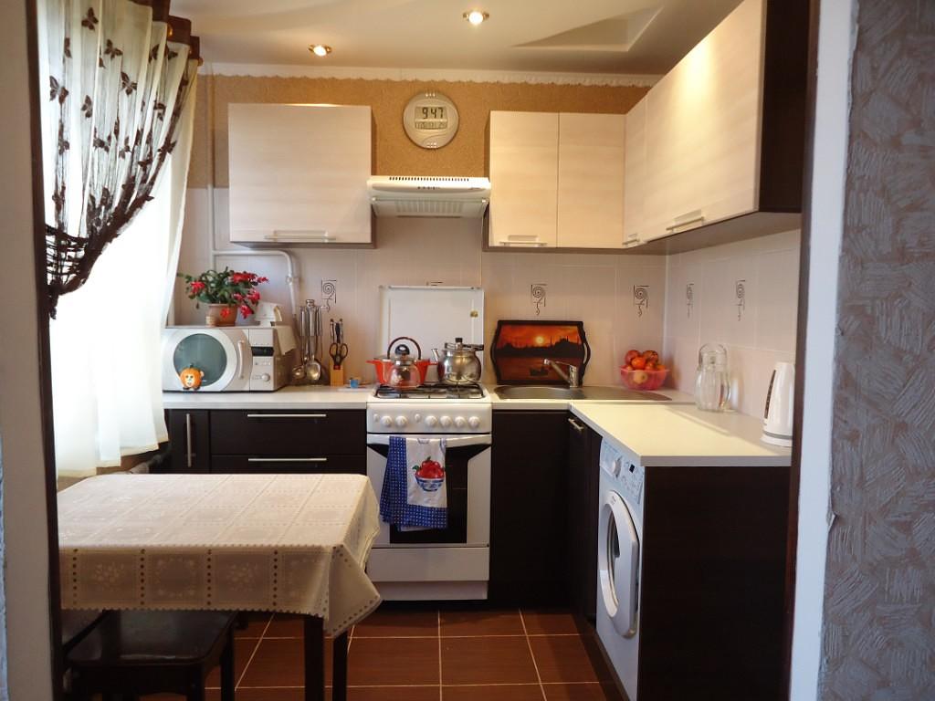 маленькие кухонные гарнитуры для маленькой кухни