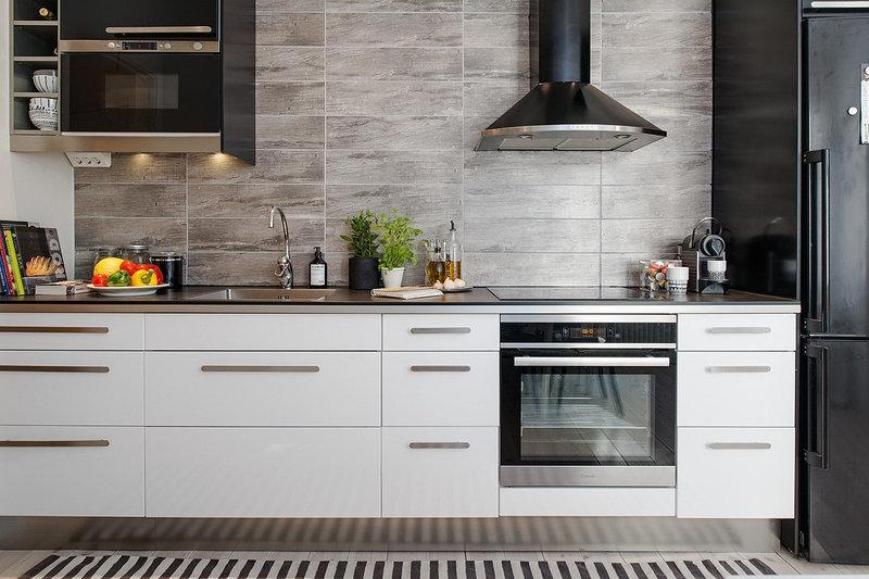 Кухня в скандинавском стиле: отделка, мебель, декор (фото)