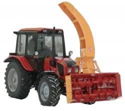 Обзор коммунальных тракторов: популярные модели, стоимость, советы