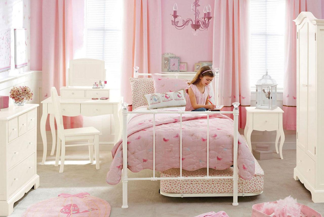 комната для девочки 10