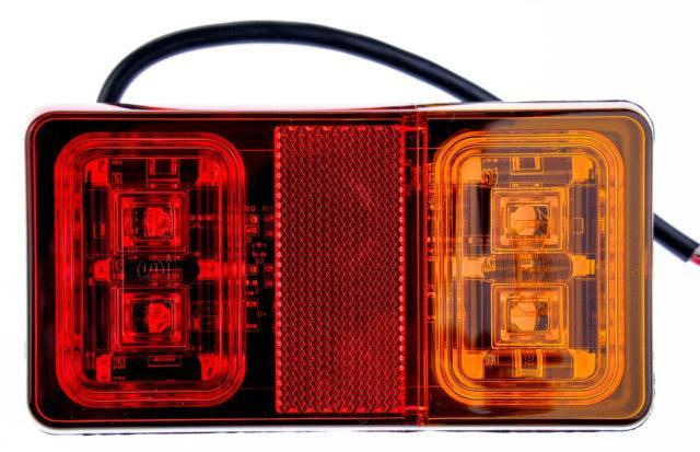 фонари на прицеп легковой