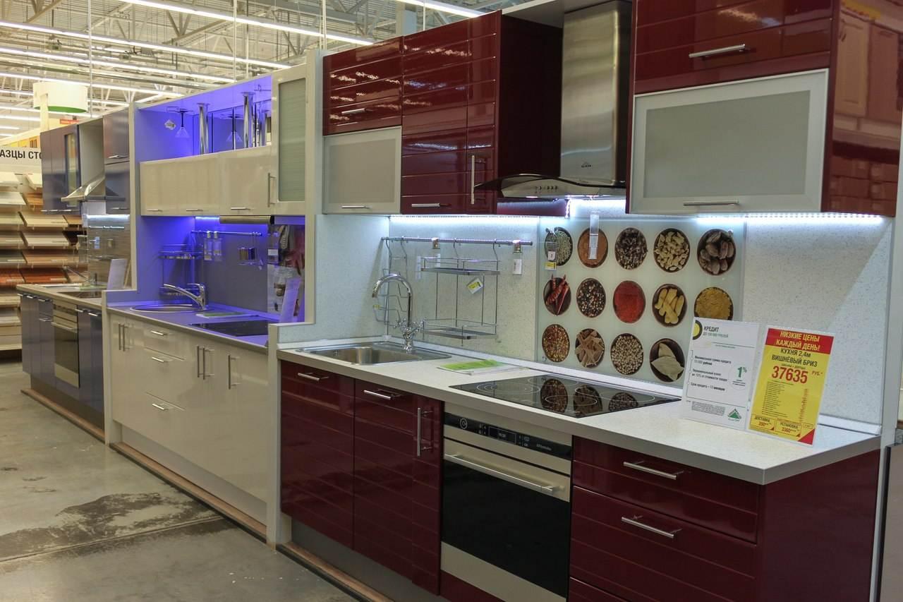 Как выбрать модульные кухни леруа мерлен, каталог фото, обзор коллекций: ницца, капучино, бьянкакухня — вкус комфорта