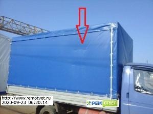 Какой объем разных грузов помещается в кузов самосвала камаз?