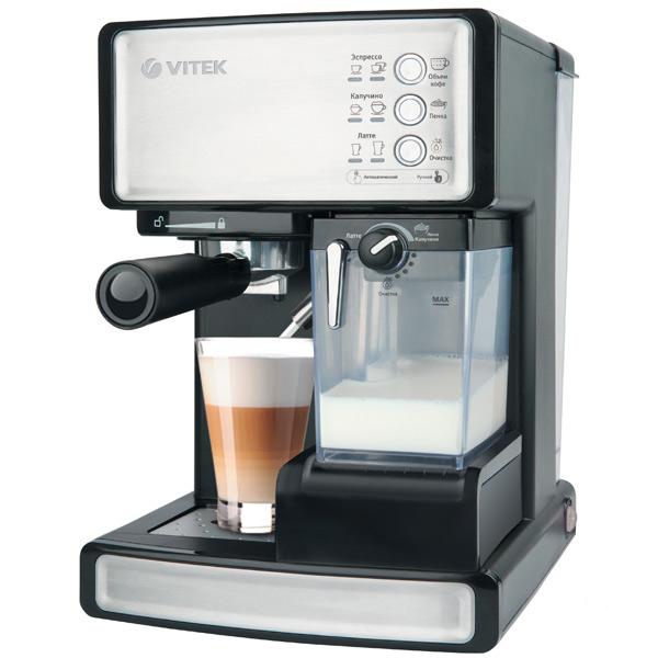 какие бывают кофемашины