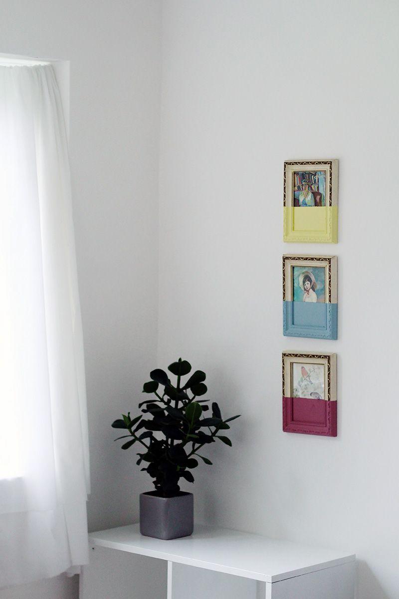 чем можно украсить стену в комнате