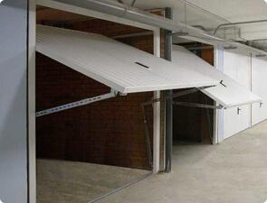 Подъемные ворота для гаража своими руками - из профиля и других материалов, инструкция с чертежами