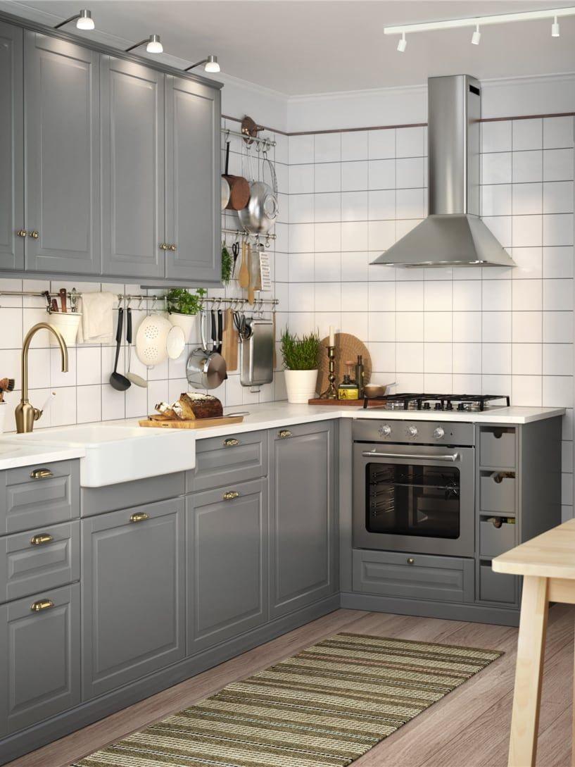 кухня метод икеа фото в интерьере