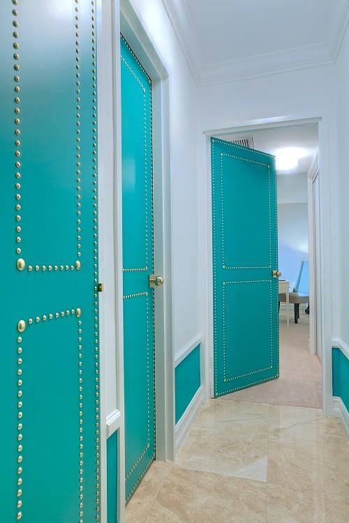 Отделка дверей своими руками: 115 фото лучших вариантов для входных и межкомнатных дверей