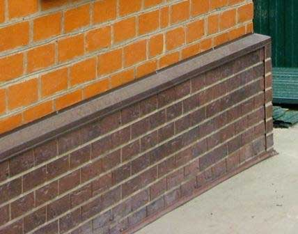 Бетонный сайдинг для фасада своими руками и его монтаж