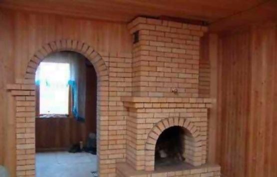 Декоративный камень в отделке арочных пространств