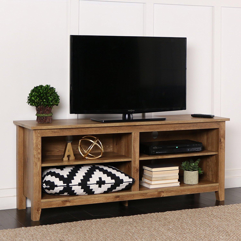 современные тумбочки под телевизор