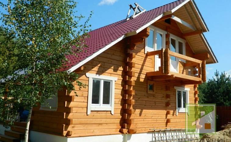 Дом 7 на 8 — типовые и актуальные проекты, варианты современного дизайна и идеи по оформлению дома (85 фото)