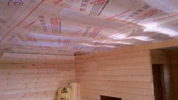 Ветрозащита для стен каркасного, деревянного дома и под сайдинг.