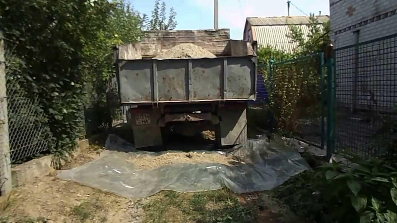 сколько тонн песка в кубе