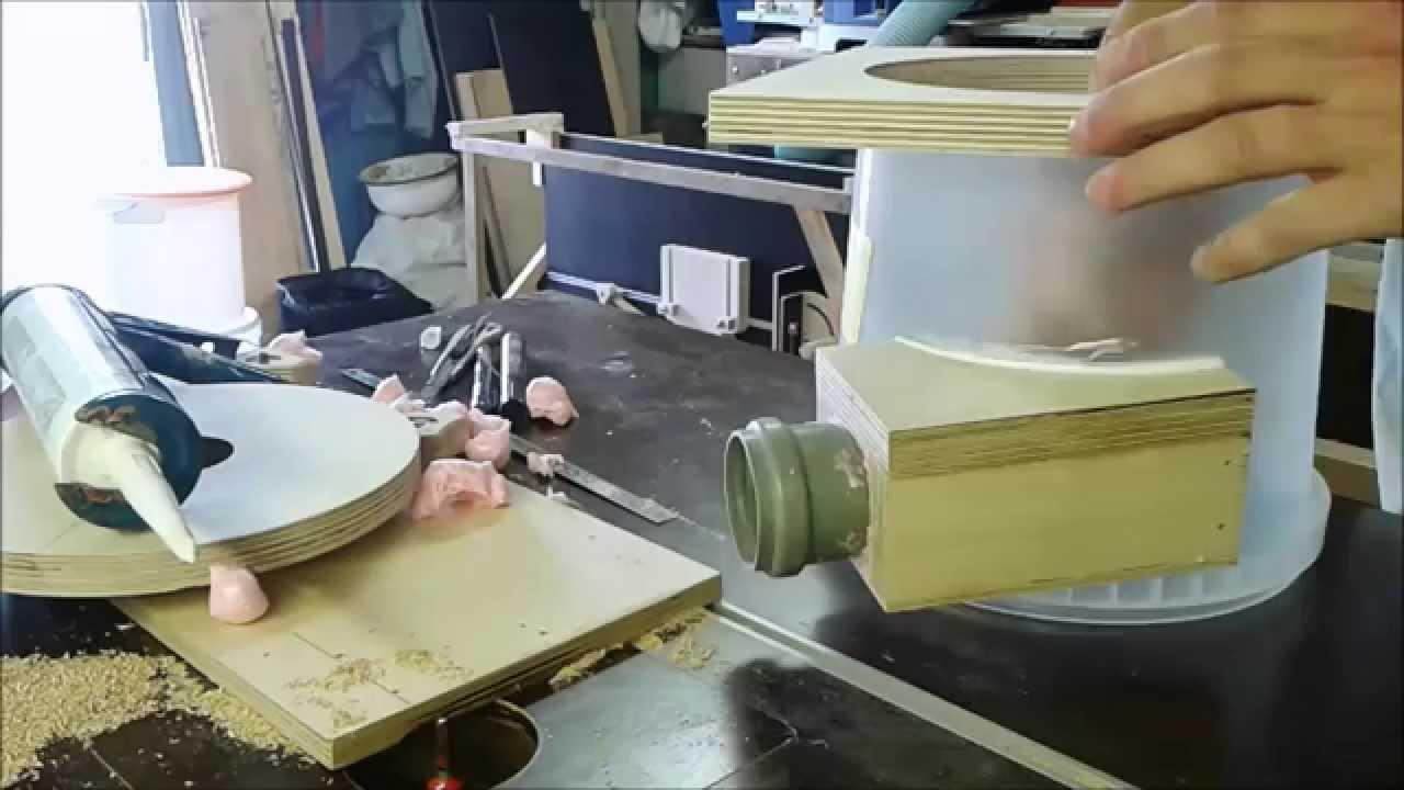 Изготовление строительного пылесоса своими руками
