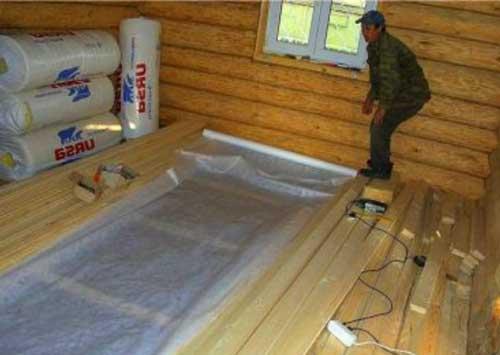 Устройство деревянного пола по лагам: подробный разбор 4-х схем устройства