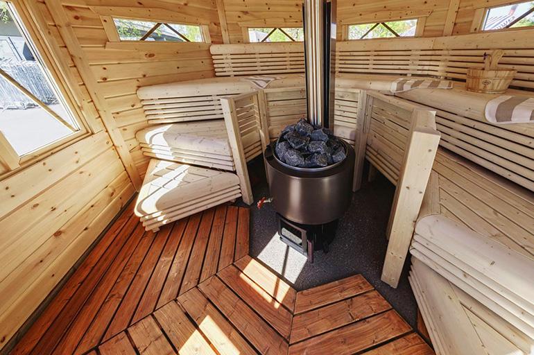 Рейтинг печей для бани на дровах — топ 10