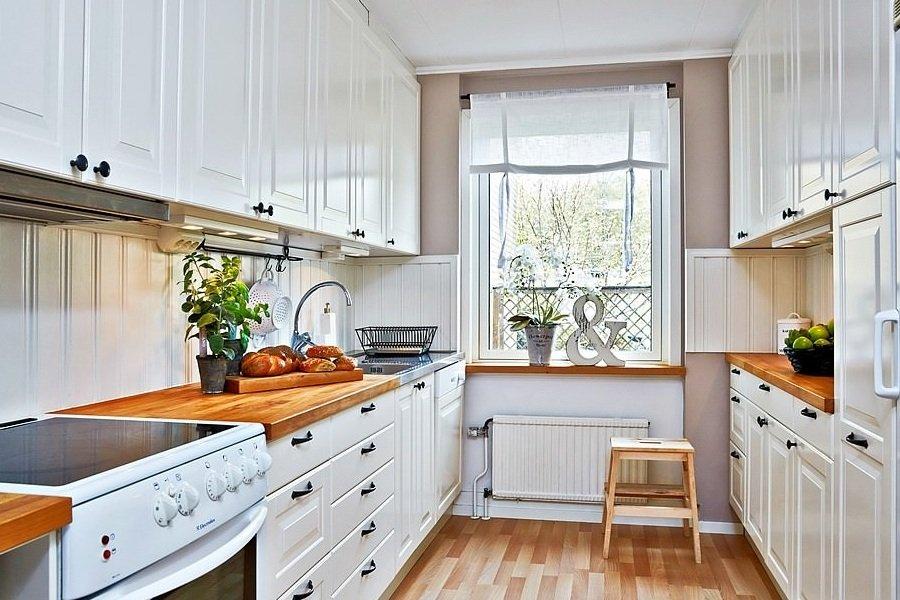 кухня 4 метра дизайн
